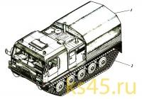 Гусеничная транспортная машина ТМ120-сб1