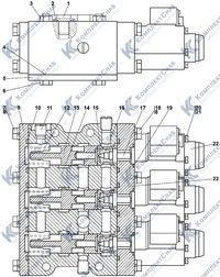 0901-15-2СП Блок управления 4.7