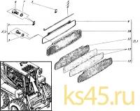 Кабина533-9-62-81-010-1К; 533Н-81-сб1 (3в)
