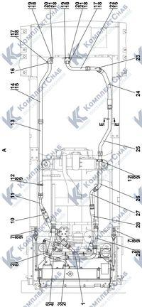 2022-60-1СП Система охлаждения 1.13