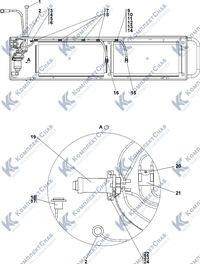 1526-10-17СП Электрооборудование контейнера АКБ 2.10