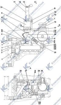 2022-05-1СП Установка систем воздухоочистки и выпуска 1.3