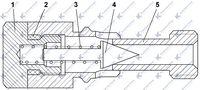 313512-15-4СП Клапан 4.27