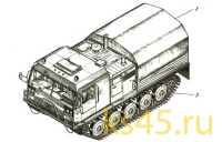Гусеничная транспортная машина ТМ120-сб1(2)