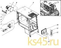 Кабина533-9-62-81-010-1К