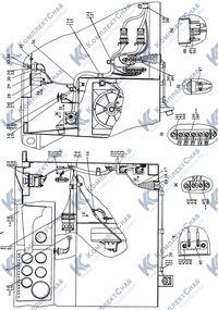 3506-10-15-01СП Электрооборудование пола кабины 14
