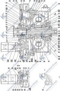 1101-14-2-01СП Гидротрансформатор с редуктором привода насосов 4.15