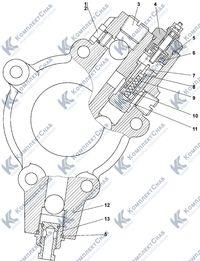 1101-15-9СП Крышка 4.16