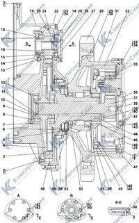 1101-19-11СП Передача бортовая 4.22
