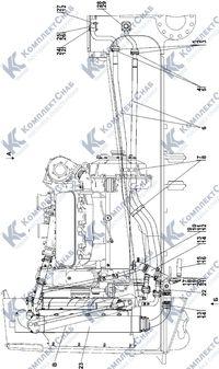 1102-60-4СП Система охлаждения 1.6