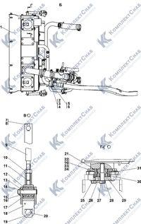 1102-60-4СП Система охлаждения 1.8