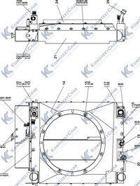2022-60-102-01СП Установка радиаторная 1.13