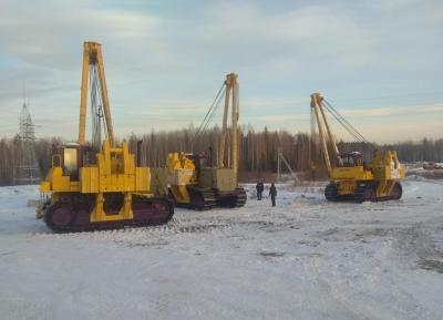 Трубоукладчики ЧЕТРА будут работать на магистральных газопроводах ПАО «Газпром»
