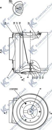 2504-05-15-03СП Воздухоочиститель 1.5