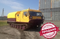 Транспортная машина ТМ130-280 (ПРОДАНО)