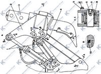 012001-98-1СП Оборудование рыхлительное 125
