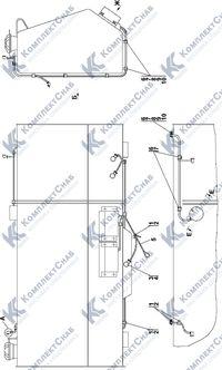 1106-10-14-05СП Электрооборудование топливного бака 2.4