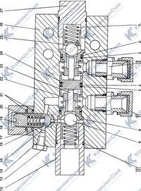 011101-93-560СП Гидрозамок 7.6