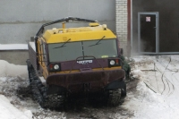 Транспортная машина ТМ130-285