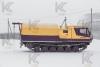 Гусеничная транспортная машина ТМ-140 с механизмом самозагрузки