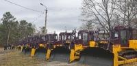 Техника ЧЕТРА будет использоваться при тушении пожаров в Хабаровском крае