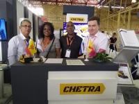 ЧЕТРА вновь представила российскую технику на Кубе