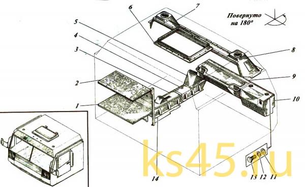 Облицовка ТМ120-55-сб1