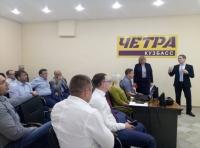 В Новокузнецке открылся склад оригинальных запасных частей к технике «ЧЕТРА»