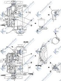 1506-10-12-02СП Электрооборудование двигателя 2.13