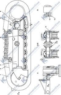 1112-21-1-02СП Система ходовая 3.3
