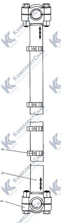 012001-93-110СП Тяга поперечная 115