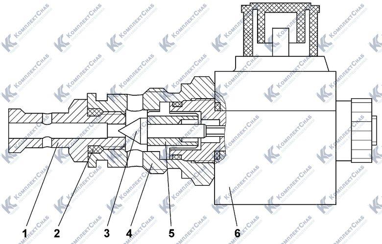 313512-15-2СП Клапан 4.26