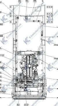 1506-60-1СП Система охлаждения 1.9