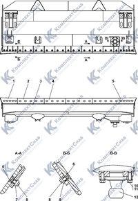 011501-91-22СП Отвал 7.3