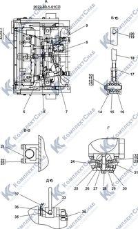 2022-60-1-01СП Система охлаждения 1.12