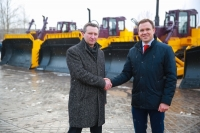 Компания «ЧЕТРА» укрепляет связи с предприятиями «Газпрома»