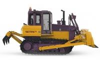 ЧЕТРА предложит покупателям модернизированный бульдозер с системой нивелирования