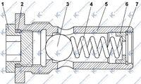 1101-16-112СП Клапан 4.19