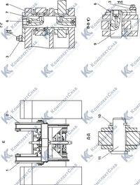 011101-98-1-02СП Оборудование рыхлительное 7.16