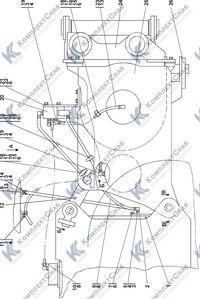 0901-96-1СП Агрегат тяговый 7.18