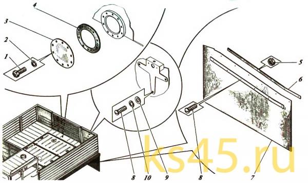 Корпус ТМ120-50-сб1(5)