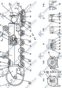 1112-21-2-01СП/-3-01СП Тележка 3.4