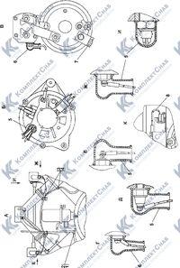 1102-10-12СП Электрооборудование двигателя 2.15