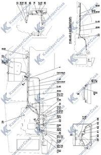 1146-43-2-01СП Установка системы подогрева 1.12