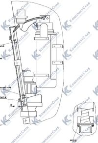 1106-10-16-01СП Электрооборудование подогревателя ПЖД30Г 2.6