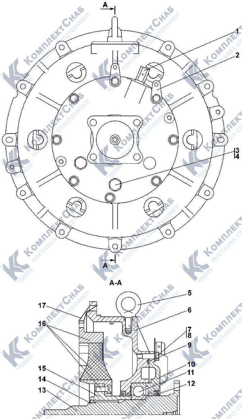 1102-20-1СП Муфта упругая 4.23