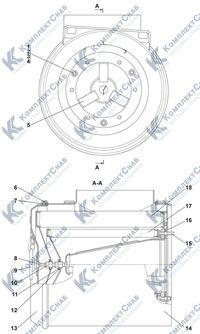 2504-05-15СП Воздухоочиститель 1.4