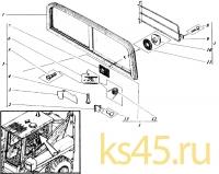 Окно 533-9-62-81-1080-1К (1a)