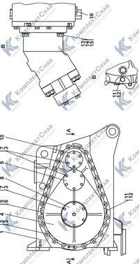 0901-96-10СП Лебедка 7.20
