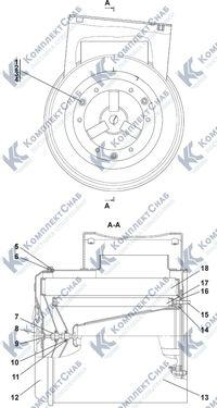 1502-05-12СП Воздухоочиститель 1.5